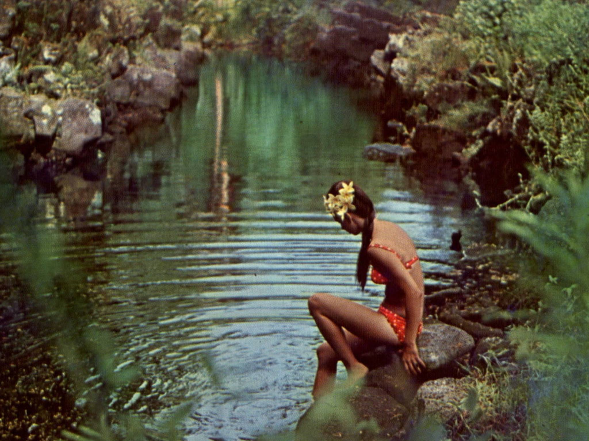 Queen's Bath, Kalapana, Big Island of Hawai'i.